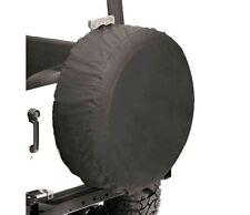 "Bestop Tire Cover, 33"" x 13"" Black Denim #61033-15"