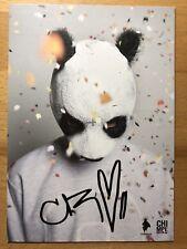 Cro AK Musik Autogrammkarte original signiert