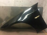 BMW LEFT WING FENDER 3 SERIES E90 E91 WING QUARTER PANEL FRONT LEFT IN BLACK