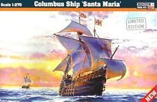 COLUMBUS SHIP 'SANTA MARIA' 1/270 MISTERCRAFT HALF PRICE !!!