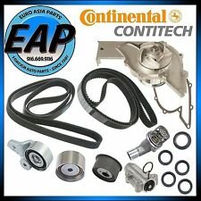 For 2002-2006 Audi A4 3.0L CRP Timing Belt and OE Water Pump Metal Impeller Kit