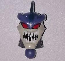 Transformers Beastwars beast wars Robot mode head for maximal Cybershark (1997)
