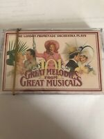 101 Great Melodies from Great Musicals Cassette Tape # 1 The London Promenade