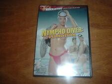 NYMPHO DIVER G-STRING FESTIVAL DVD NEW NIKKATSU JAPANESE CULT GLOBAL SHIPPING