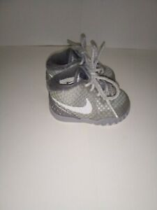 Nike Kyrie Irving 2C baby  Toddler Gray shoes