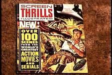 SCREEN THRILLS ILLUSTRATED MAGAZINE #2    1962 VF ACTION MOVIES & SERIALS