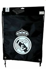 Real Madrid Authentic Official Licensed Soccer Drawstring Cinch Bag 01 [Sport.]