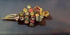Unbranded Diamante Vintage Costume Jewellery (1960s)