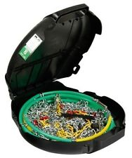 PAIR OF SNOW CHAINS 9MM LAMPA A DIAMOND R-9 SIZE 6