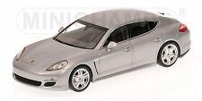 Minichamps 1/43: 400068250 Porsche Panamera S hybrid (2011), Silber
