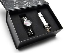 NWT Marc Jacobs Womens Watch 10th Anniversary self changeable Strap MBM9028 $350