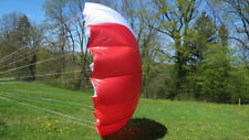 Supair Start Solo Spheric Reserve Parachute For Paramotor Or Paragliding Size: M