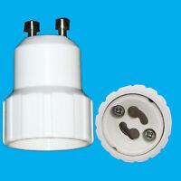 GU10 To GU10 Light Bulb Lamp Adaptor Converter Holder Base Socket Extender