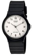 Relojes de pulsera unisex de resina de alarma