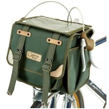OSTRICH YD-105 Bicycle Front Bag F-106 Green 13.9L From Japan with Tracking