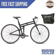 """Montague  Boston 19"""" 700cc Folding Bike w FREE Carry Bag, Free Shipping"""