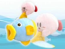 NWT Toreba Nintendo Kirby With Kine The Fish Plush