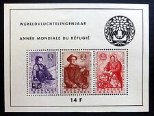BELGIUM 1960 W.R.Y. M/Sheet MS1719 U/M NB955