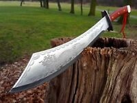 XL Machete Buschmesser Bowie Hunting Machette Macete Coltello Cauteau Knife Neu1