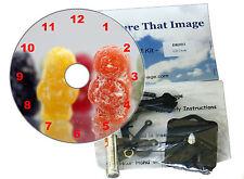 Fai DA TE Orologio da CD KIT. Jelly Babies. romanzo regalo per chiunque abbia un palato