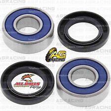 All BALLS cuscinetti ruota anteriore e sigilli kit per Suzuki AN 400 BURGMAN 2004 04
