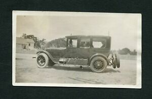 1920 1921 1922 PACKARD Sedan CAR Vintage Photo 456124
