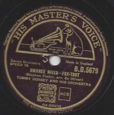 Tommy Dorsey Orchestra: Swanee River + Star Dust