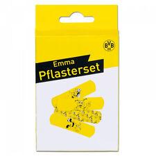 BVB Borussia Dortmund Pflaster EMMA - Pflasterset schwarz gelb