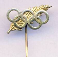 CIO - IOC Lausanne 1894-1944 ANNIVERSARY pin BADGE Int. OLYMPIC Committee