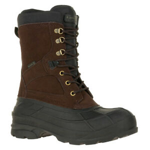 Kamik Nationplus Men's Boots | Winter Boots Sizes 8, 9, 10, 11, 12, 13 | WK0097