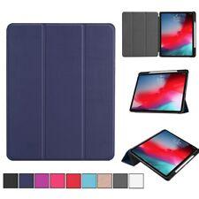 Folio Tri-Fold Stand Leather Smart Case Cover For iPad Pro 11/12.9'' All Screen
