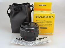 Nikon AF Numérique Soligor Kenko 2x DG Tele-Converter N-AF NEUF neuf dans sa boîte revendeur