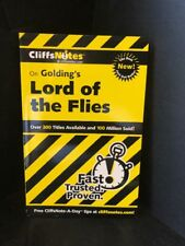 Cliffs Notes Golding's  LORD OF THE LIES Brand NEW