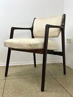 60er 70er Jahre Stuhl Dining Chair Arm Chair Danish Design Teak Denmark 60s