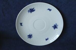 Rosenthal Design Wiinblad Romanze Blau Untertasse Kaffee Porzellan VI8-69g