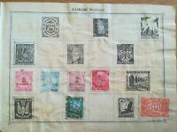 lot N°231 - 18  timbres Allemagne à décoller