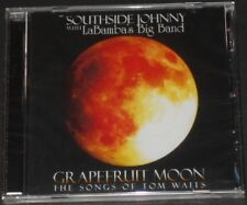 SOUTHSIDE JOHNNY grapefruit moon the songs of tom waits USA CD new REISSUE 2016