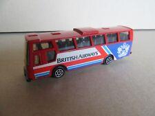 819G Guisval Bus British Airways Rouge Aéroport