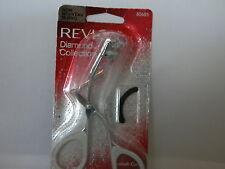 Revlon Diamond Collection Eyelash Lash Curler White 80685 Distressed Packaging
