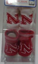 Skidders North Carolina Baby Socks 0-12 Months NIB Grippers Footwear