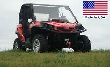 Partial Enclosure for Can Am Commander - Hard Windshield, Roof, and Rear Window