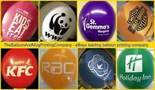 500 Promotional Custom Printed Latex Balloons - Marketing Advertising Business