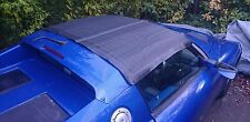 Lotus Elise Exige soft-top SHORT ROOF water ingress weighted rubber rain cover