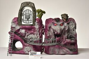 Vintage Masters of the Universe - MOTU - SNAKE MOUNTAIN 100% COMPLETE - Mattel