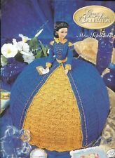 Gems Of The South Collection Miss September Fashion Doll Crochet Pattern Leaflet