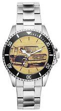 KIESENBERG® Uhr 20114 mit Auto Motiv für Chevrolet G20 Chevy Van Fahrer