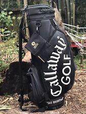 Callaway Golf Big Bertha Staff Bag/6-way divider Black