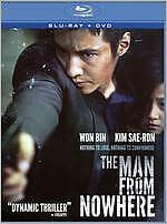 MAN FROM NOWHERE (Kim Sae-ron) - BLU RAY - Region Free - Sealed