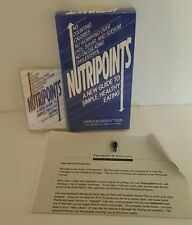 Nutripoints Breakthrough Point System for Optimal Health VHS & Cassette Tapes