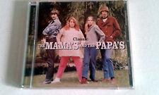 The Mamas & the Papas - Classic cd : monday monday, california dreaming etc..
